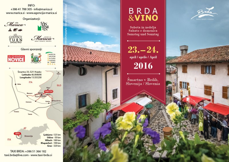 Brda in vino 2016