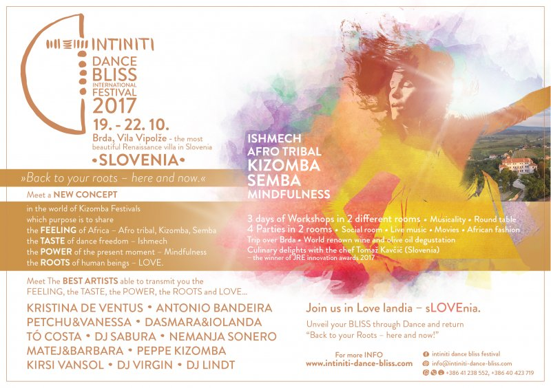 Intiniti Dance Bliss International Festival